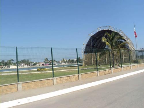 Parque Bicentenario de Madero suspende actividades por falta de mantenimiento en sus áreas